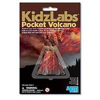 Набор для творчества 4M Карманный вулкан (00-03218), фото 1