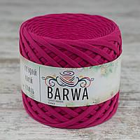 Трикотажная пряжа BARWA standart 7-9 мм, Малина  (raspberry)