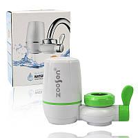 Фильтр насадка на кран для проточной воды Water Purifier Faucet 150034