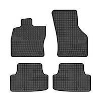 Резиновые коврики в салон FROGUM SEAT LEON III 2013 ->; VW GOLF VII 2012 -> ; AUDI A3 III - 8V  2012 ->