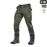 Тактичні штани M-Tac Aggressor Gen.II Flex Army Olive Size M, фото 1