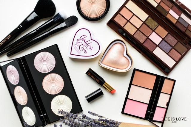 Makeup Revolution - професійна косметика