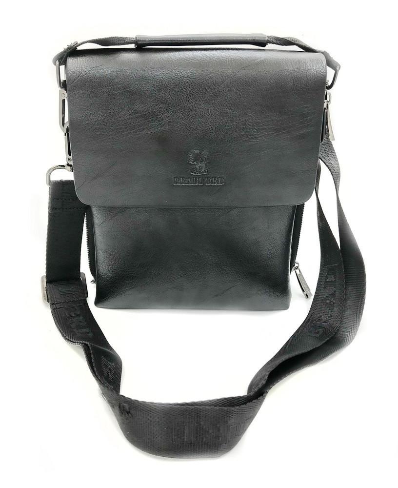 Сумка-барсетка мужская Bradford LS-18770-2 черная