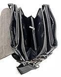 Сумка-барсетка мужская Bradford LS-18770-2 черная, фото 4