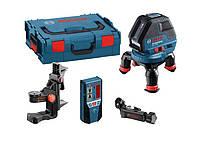 Нивелир лазерный Bosch GLL 3-50 + LR 2 + BM 1 +  L-BOXX