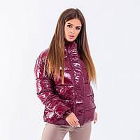 Женская куртка Indigo N 048T MONCLER CHERRY