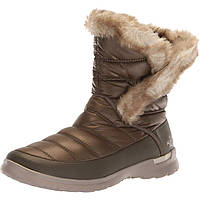 Ботинки The North Face ThermoBall Microbaffle Bootie II Brown - Оригинал