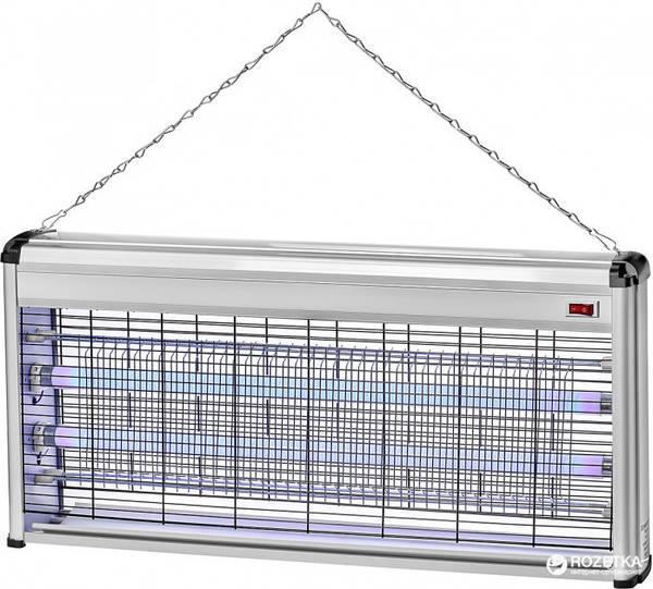 Уничтожитель насекомых DELUX AKL-41 2*20Вт ловушка для насекомых