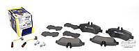 Колодки тормозные задние MB Sprinter 209-319 CDI/VW Crafter 30-35 06- Bosch с датчиками
