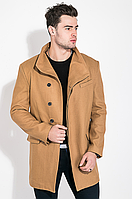 Пальто мужское классическое AG-0008494 Песочный
