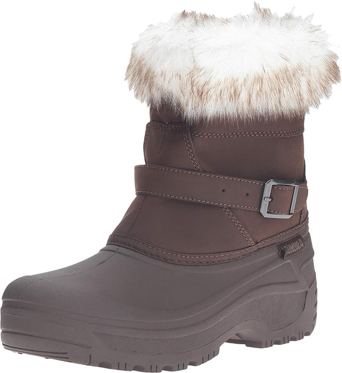 Ботинки Tundra Boots Sasy Brown - Оригинал, фото 1