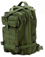 Тактический штурмовой военный рюкзак  на 33-35 Traum литров зеленый