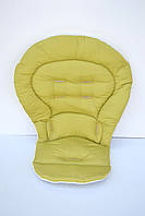 Чехол к стульчику для кормления Chicco Polly Magic 3 в 1 зеленый, фото 1