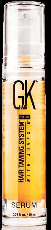 GKhair, Global Keratin hair Serum - Сыворотка/шелк на аргановом масле , 10 мл