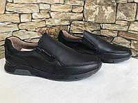 Кожаные туфли Kangfu для мальчика, размер 34 (22,5 см)