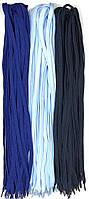 Шнурки 100см Микс №3 плоские 7мм Kiwi