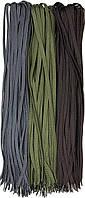 Шнурки 100см Микс №7 плоские 7мм Kiwi