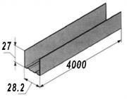 Профиль для потолка. UD-4м.(27x28х0,4) BudmonsteR