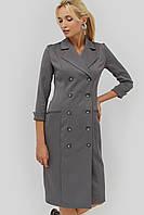 Классическое женское платье-пиджак по фигуре VIVIENNE, фото 1