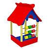 Детский домик Веранда для садиков уличный