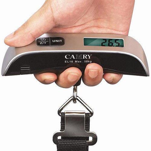 Весы электронные кантер для багажа S 004 до 50кг