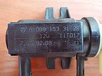 Преобразователь давления, турбокомпрессор  Mercedez-Benz A0091533128