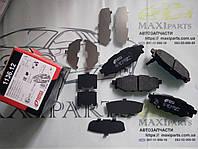 Задні тормозні колодки subaru legacy 2.0 2.5 03-, outback 2.5 03-, фото 1