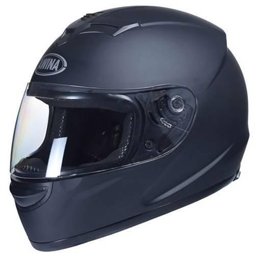 Шолом Awina Motoline F2 Black Mat