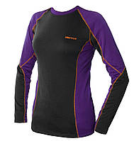 Термокофта Marmot Wm's Midweight Grew LS M Vibrant Purple-Dark Steel