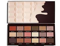 Палетка теней Makeup Revolution Nudes Chocolate, фото 1
