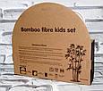 Посуда детская DOLLY  L.O.L. подарочный набор эко бамбук купить оптом со склада 7км Одесса, фото 5