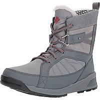 Ботинки Columbia Meadows Shorty Omni-Heat 3D Gray - Оригинал