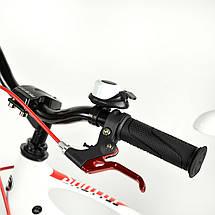 "Велосипед детский RoyalBaby SPACE SHUTTLE 16"", белый, фото 3"