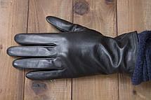 Женские кожаные сенсорные перчатки 951, фото 3