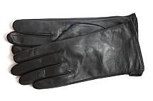 Женские кожаные сенсорные перчатки 951, фото 2