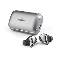 Беспроводные Bluetooth наушники Mifo O5 Pro TWS Bluetooth 5.0 серебро