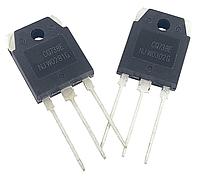 Транзисторы пара - NJW0281G и NJW0302G