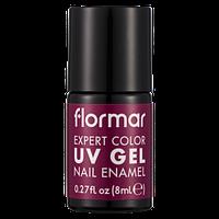 Гель-лак для нігтів  Flormar, 17 MAGENTA ROSE, 8 мл