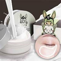 Патчи с молочными протеинами из биоцеллюлозы Elizavecca Donkey Piggy Milky EGF Сling Eye Patch, 60 шт.