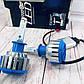 Светодиодные автомобильные лампы T1-H1 Turbo Led, фото 2