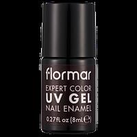 Гель-лак для нігтів  Flormar, 25 HICKORY BROWN, 8 мл