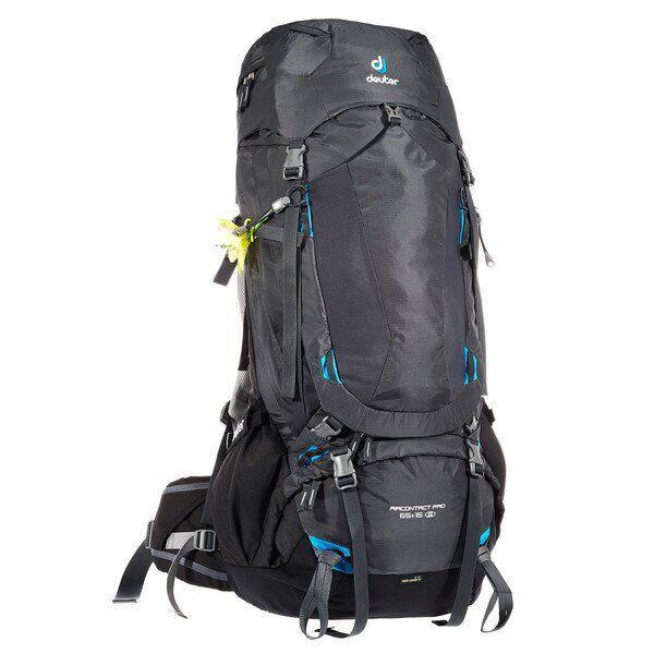 Рюкзак туристический Deuter Aircontact Pro 65+15 SL graphite-black (3330217 4701)