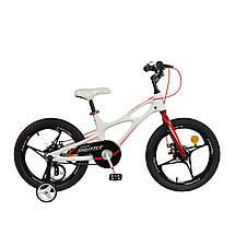 "Велосипед детский RoyalBaby SPACE SHUTTLE 16"", белый, фото 2"