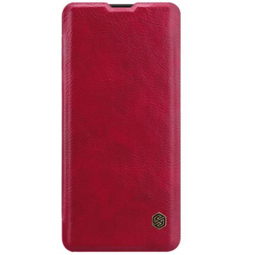 Кожаный чехол (книжка) Nillkin Qin Series для Huawei P30 Pro