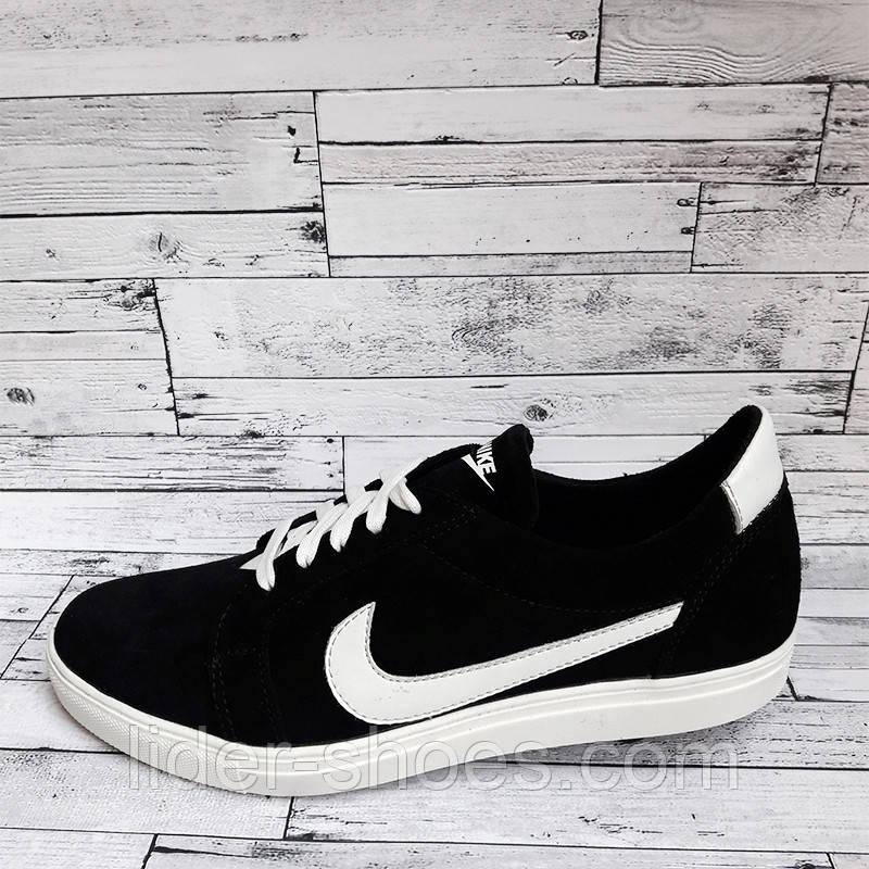 Мужские замшевые кроссовки в стиле Nike
