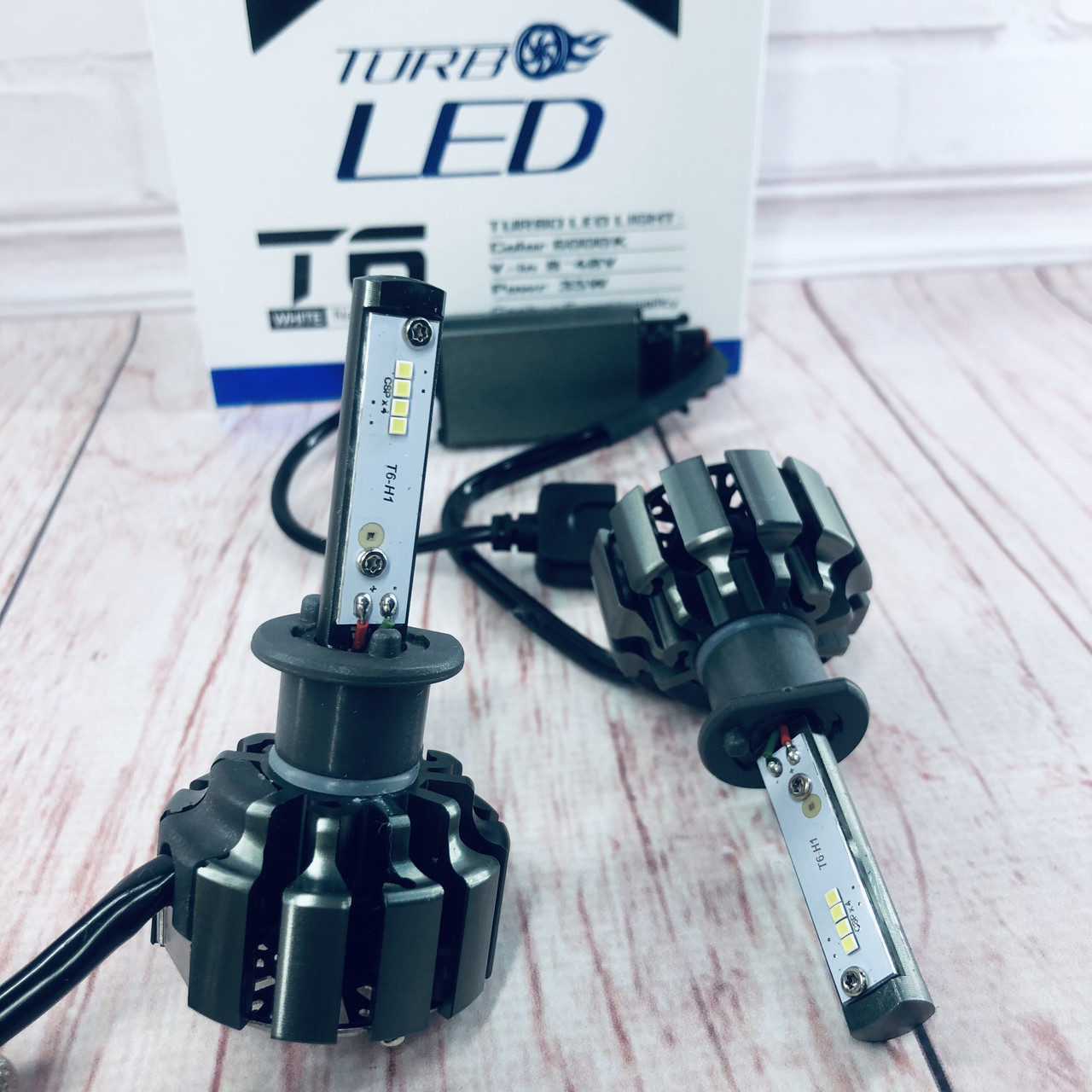 Светодиодные лампы Led T6-H1 Led
