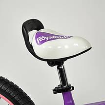 """Велосипед детский RoyalBaby HONEY 14"""", OFFICIAL UA, фиолетовый, фото 2"""