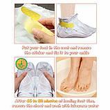 Відлущуюча маска-шкарпетки для ніг ELIZAVECCA WITCH PIGGY HELL-PORE TURTLES FOOT PACK, 1 Шт., фото 5