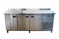 Стол холодильный 3-х дверный 1860х600х850мм Tehma, фото 1
