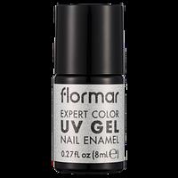 Гель-лак для нігтів  Flormar, 24 SILVER GLAMOUR, 8 мл